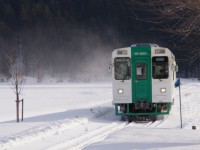 20130106 西滝沢駅 YR-3001