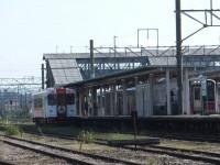時刻表ヘッドマーク 羽後本荘駅