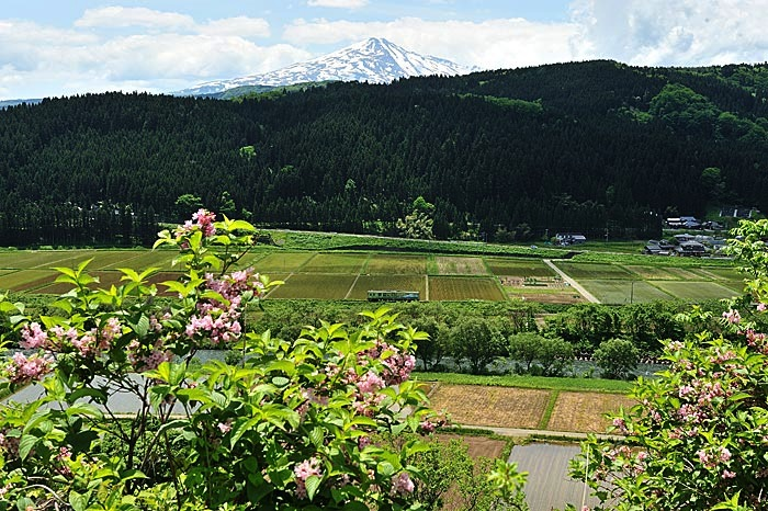 2010年5月30日 由利高原鉄道鳥海山麓線 吉沢-川辺 大藪琢也