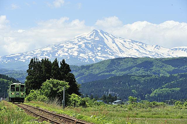 2010年5月30日 由利高原鉄道鳥海山ろく線 久保田-前郷 大藪琢也