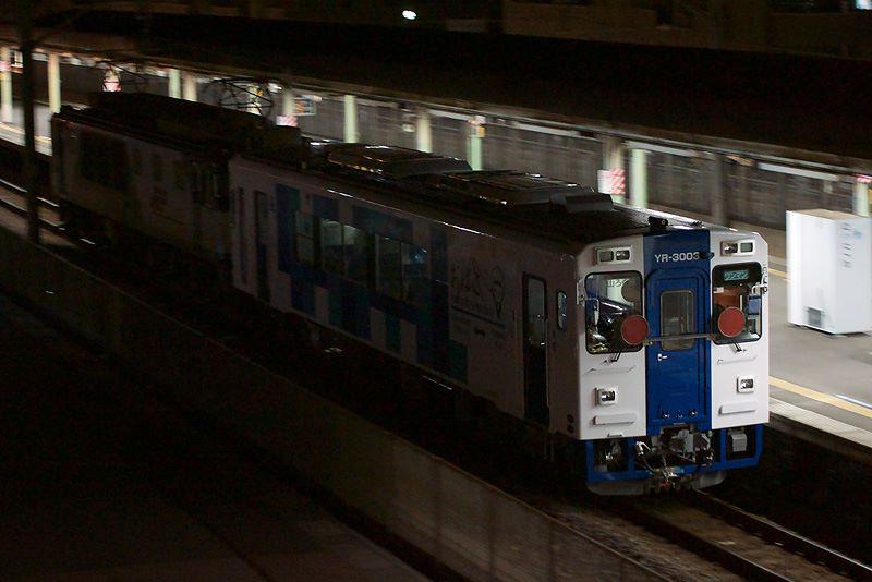 YR-3003甲種 北鴻巣駅 今井 英明